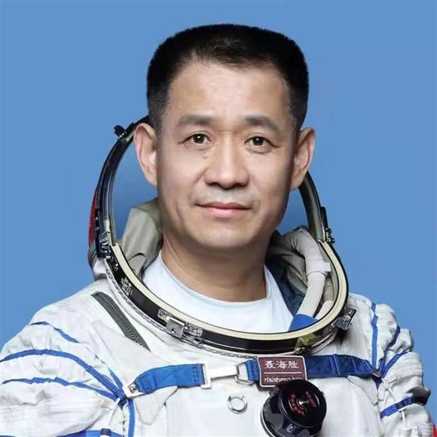 湖北骄傲!57岁聂海胜三探苍穹,家乡父老期待凯旋