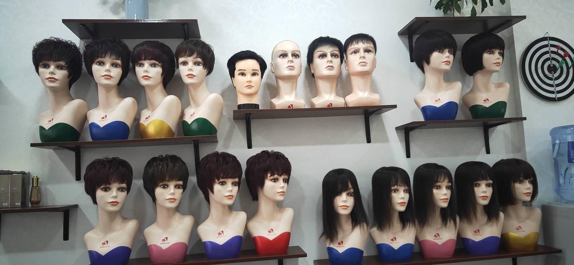 京山假发店长期招织发员